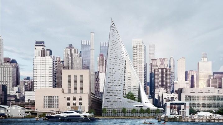 Via 57 di Bjarke Ingels a New York: gli appartamenti sono stati assegnati con una lotteria a prezzi calmierati a inizio ottobre