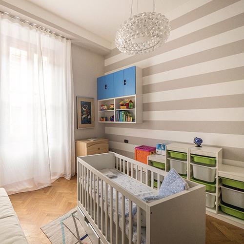le pareti di casa si sporcano facilmente a causa di matite, pennarelli e graffi. Come Dipingere Le Pareti Per Valorizzare Gli Interni Casa Design