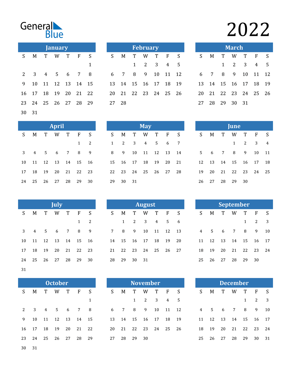 Just like any other month, here we have shared printable calendars for the month of april 2022 as well. 2022 Calendar (PDF, Word, Excel)
