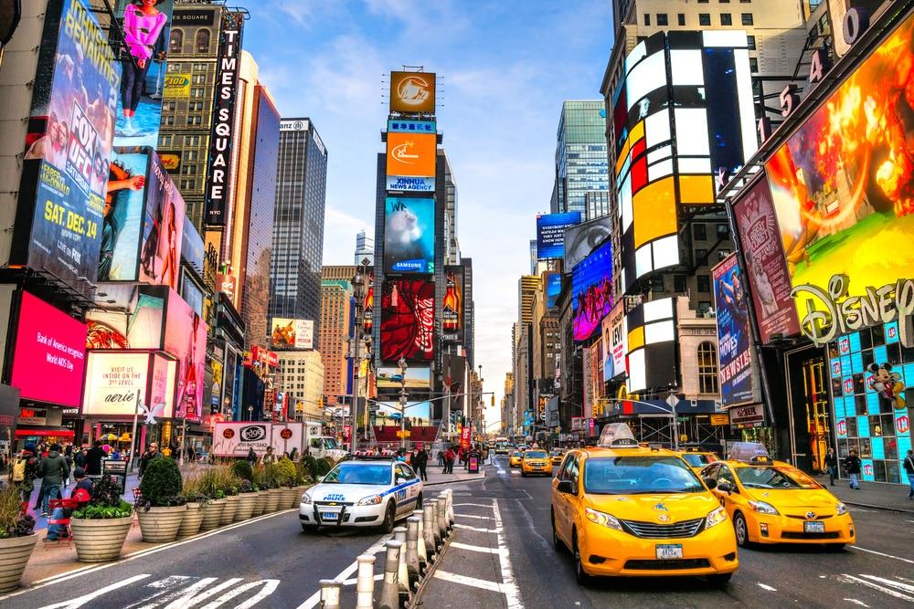 son voyage a new york