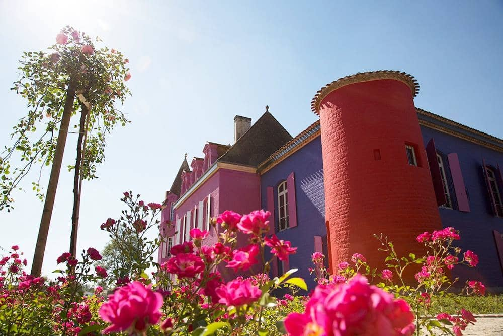 Chateau Le Stelsia