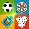 Party Games: 2 3 4 Player Mini Games
