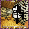 Map Bendy and the Ink machine for Minecraft