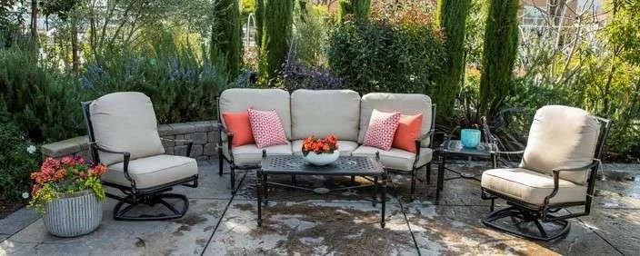 outdoor living patio furniture