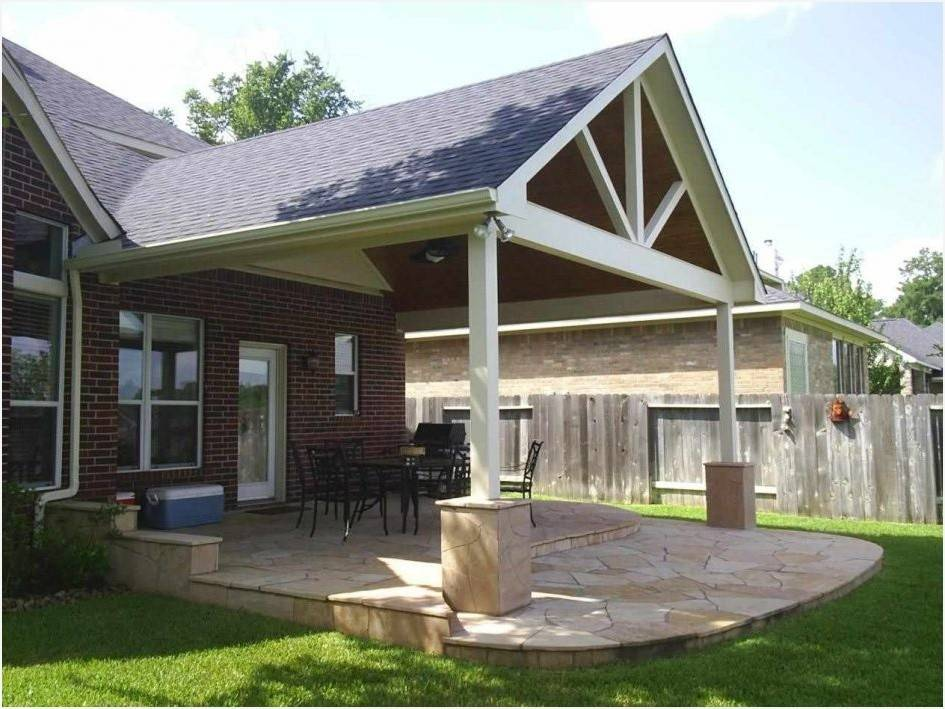 Patio Overhang Ideas Covered - Get in The Trailer on Backyard Overhang Ideas  id=61835