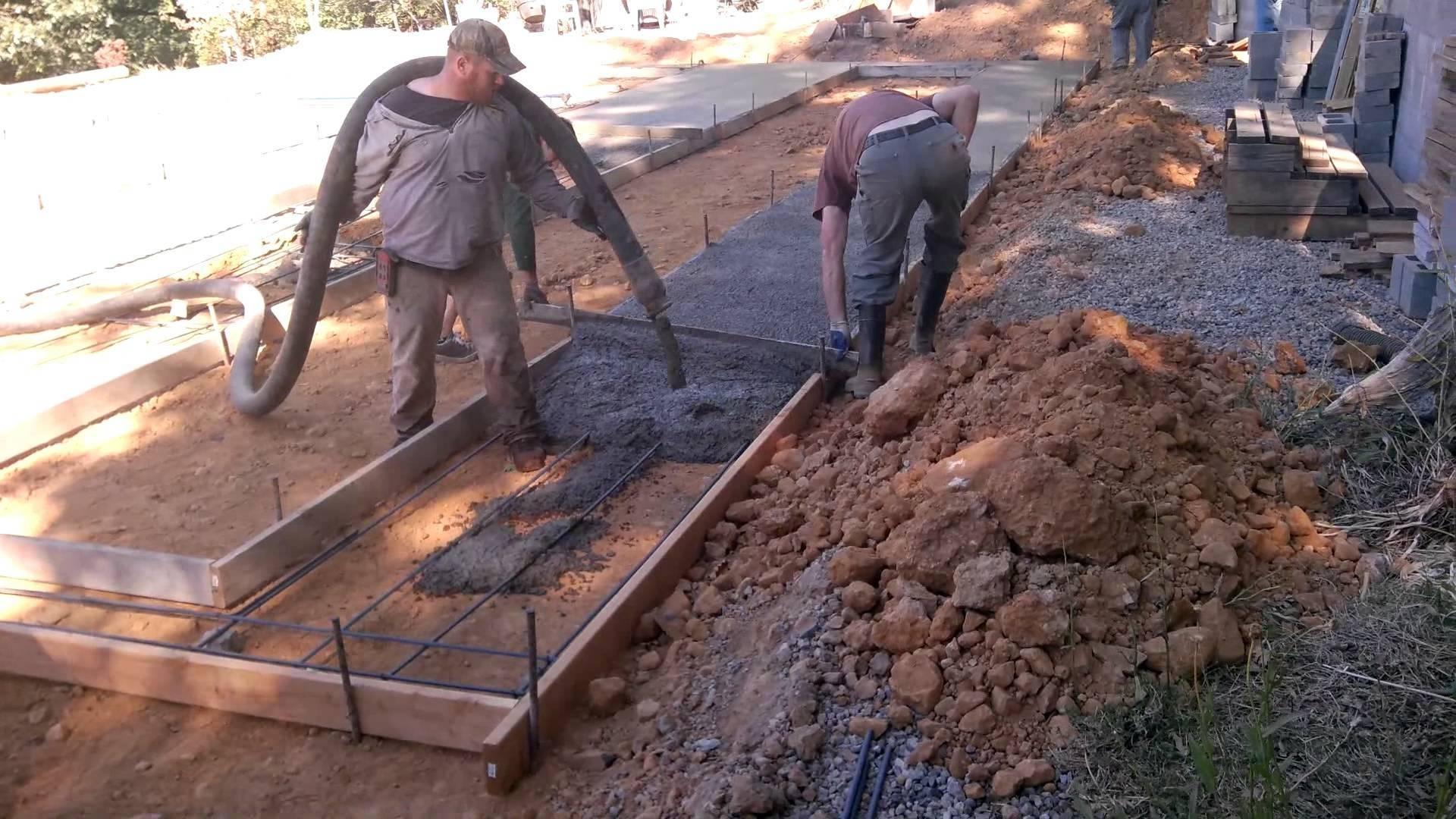 precast concrete basement walls modular home slab grade on Precast Basement Walls id=54451