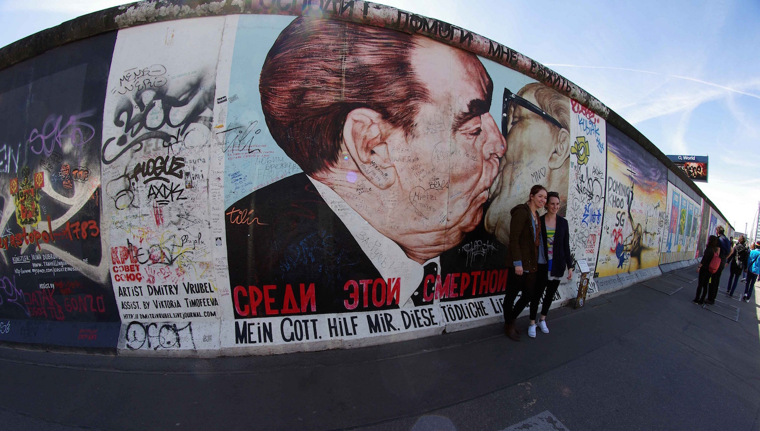 East Side Gallery Berlin Book Tickets Amp Tours