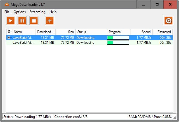 mega downloader