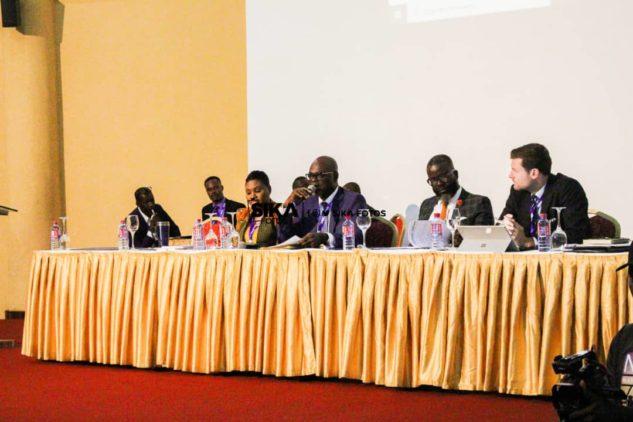GFA NC President Dr Kofi Amoah's speech at Thursday's Extra-Ordinary Congress