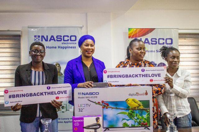 NASCO announce sponsorship package for Women's Premier League