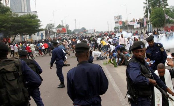 DR Congo: Several deaths in anti-Kabila protests