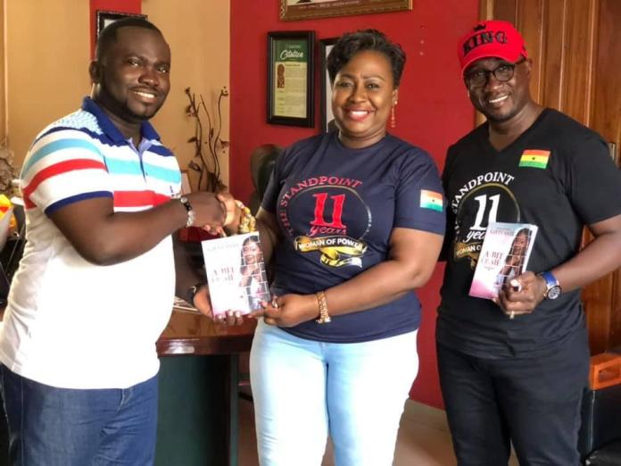 Gifty Anti to launch first book 'A Bit Of Me' 1