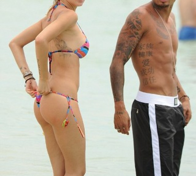 Image result for Prince Boateng's girlfriend