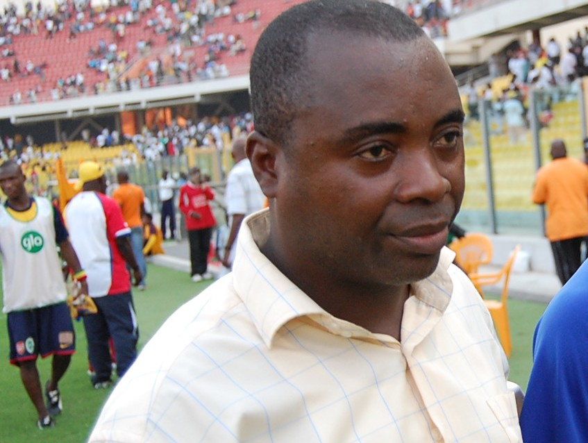 Ebo Mends linked with AshantiGold coaching job