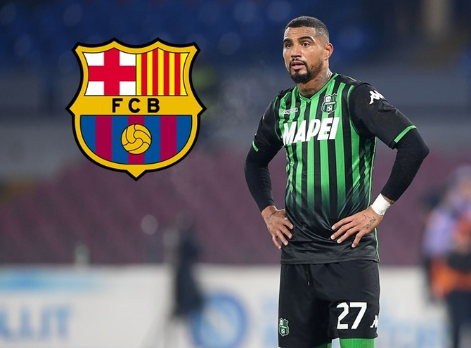 Why Kevin-Prince Boateng will prove critics wrong at Barcelona