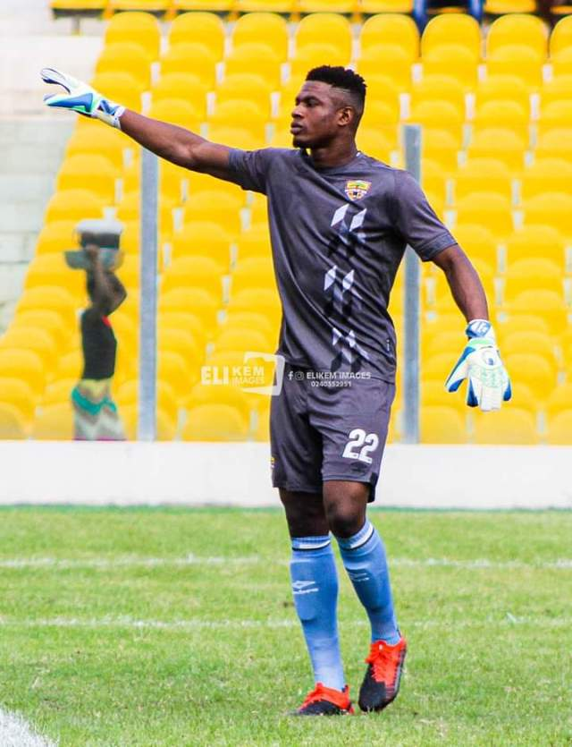 Goalkeeper Richmond Ayi insists there is no competition with Richard Attah  at Hearts of Oak - Ghana Latest Football News, Live Scores, Results -  GHANAsoccernet