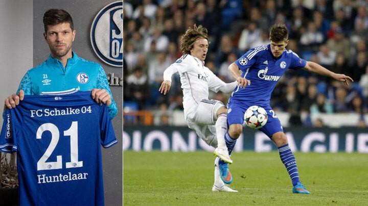 Schalke re-sign former Real Madrid forward Huntelaar, in bid to avoid relegation - Ghana Latest Football News, Live Scores, Results - GHANAsoccernet