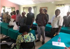 AWLA organized a workshop on court processes