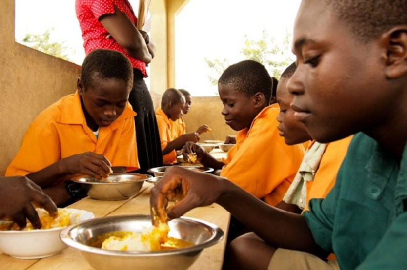 Some secondary Schools across the country have run out of food