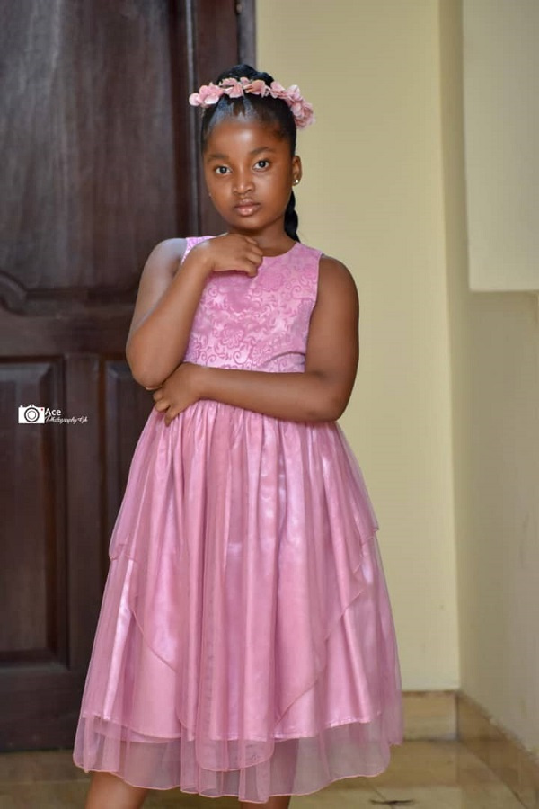 Image result for 8 year old ghanaian tops class in rochelle