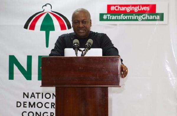 Bribe saga: \'Shameless\' Akufo-Addo accepted money in \'brown paper bag like a mafia chieftain\' – Mahama