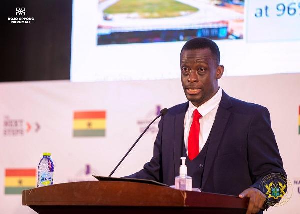 Western Regional Minister rallies support for Sekondi-Takoradi Marathon