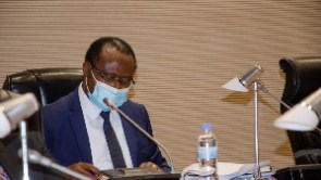 Minister of Finance and Economic Planning Uzziel Ndagijimana. PHOTO | CHRISTOPHE HITAYEZU | NMG