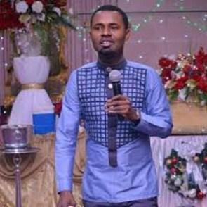 Gospel musician, Ernest Opoku Jnr