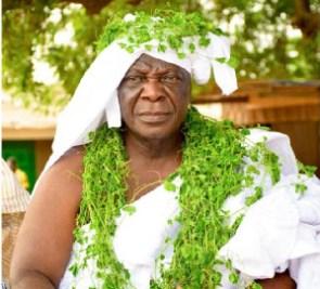 The late Os?n?aa Dr. Nii Adjei Kraku II