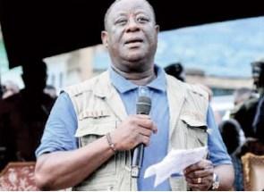 Kwasi Amoako-Attah, Minister of Roads and Highways