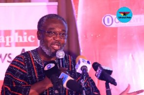 Dr Anthony Nsia Asare, Presidential Advisor on Health