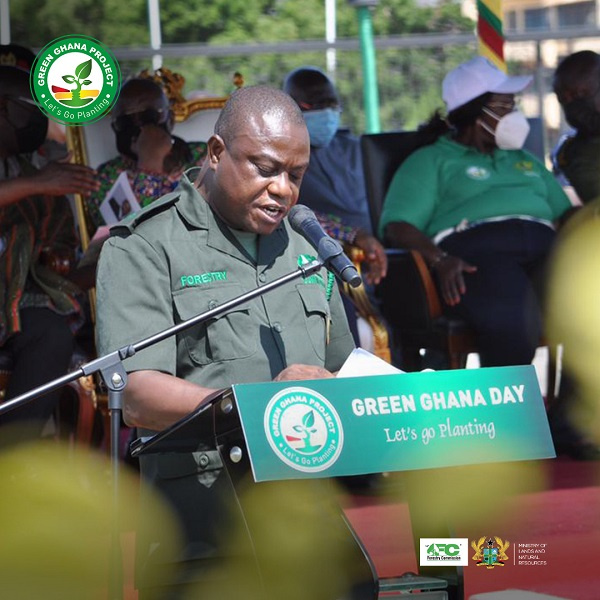 This vision also embodies the cogent definition of green growth by the thirteenth finance commission of india as a narrative that enables rethinking growth Green Ghana Project Ghana Replants 30 000 Hectares Of Destroyed Forest Annually Forestry Commission