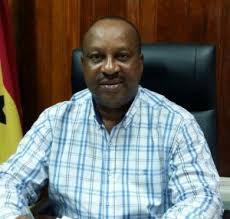 Frank Quist, Ministry of Youth & Sports Chief Director dies