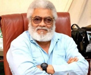 Late Jerry John Rawlings