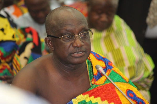 Your actions have consequences - Simon Osei Mensah tells Mahama