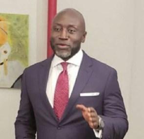 Independent presidential aspirant, Kofi Koranteng