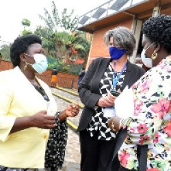 The Minister of State for Primary Health Care, Joyce Moriku Kaducu has cautioned aspiring politicians especially presidential candidates against violating Covid-19