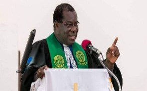 Right Reverend Professor Joseph Obiri Yeboah Mante