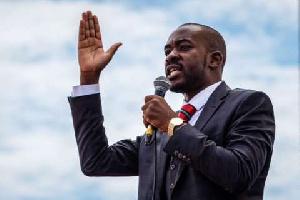 Nelson Chamisa is Zimbabwe's leading opposition figure
