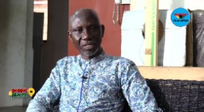 Uncle Ebo Whyte, CEO of Roverman Productions