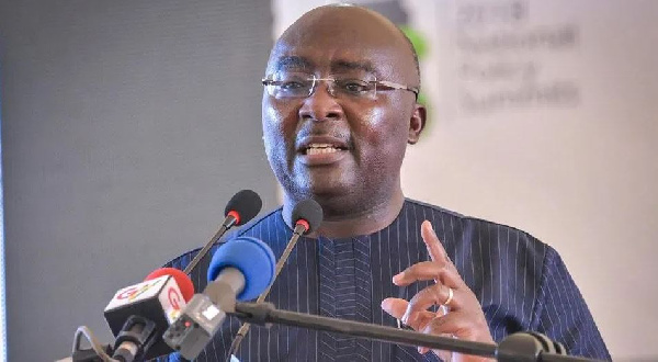 Bawumia promises Binduri District a 100-bed capacity hospital