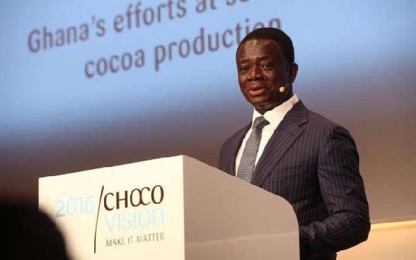 Opuni Trial: Agricult received $19.25million for fertilizer supply in 2013/2014