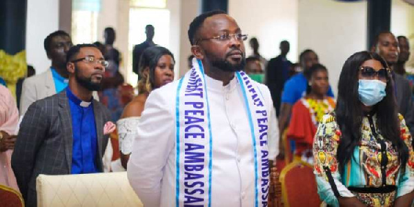 Election 2020: Don't sacrifice the peace of Ghana – UN Peace Ambassador