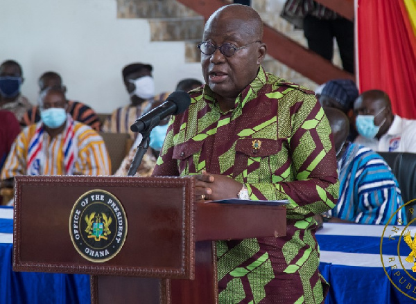 Election 2020: Akufo-Addo will set another record - Kabila predicts