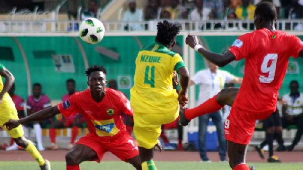 Asante Kotoko and Ashanti Gold\'s Caf Champions League and Confederation Cup opponents announced