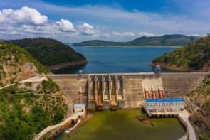 Bui Hydro-electric power Dam