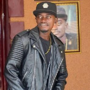 "Ghanaian actor cum musician Kwadwo Nkansah ""Lilwin"""