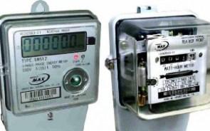 File photo of ECG meters