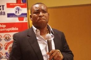 Chairman Wontumi, Ashanti Regional Chairman, New Patriotic Party