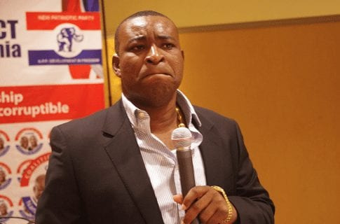 NDC men have become very lazy and not campaigning – Chairman Wontumi
